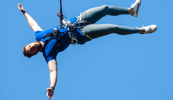 Bungee Jumping in Madrid with Dreampeaks