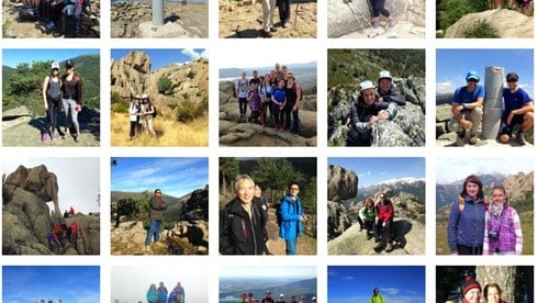 Hiking in Madrid with Dreampeaks. Hike in Madrid. Hiking Tours in Madrid.