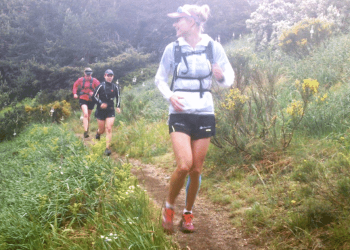 Trail Running in Madrid with Ole Outdoor