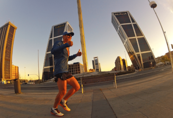 Running Tour in Madrid with Ole Outdoor