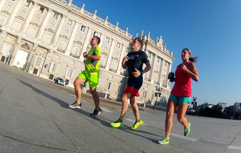 Running Tour in Madrid with Dreampeaks