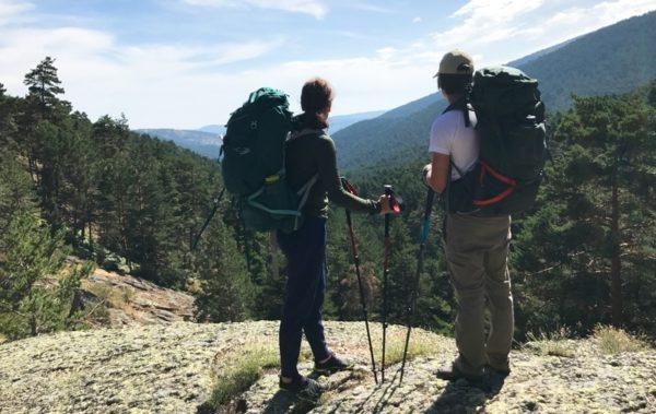 Hiking in Madrid. Adventure Outdoor Activities in Madrid with Dreampeaks.