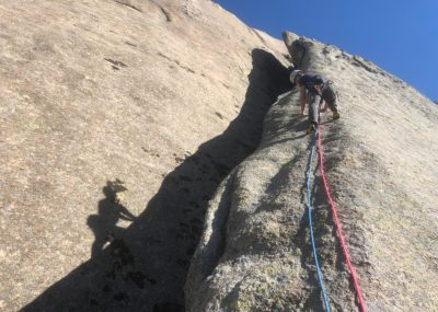 Rock Climbing in Madrid with Dreampeaks