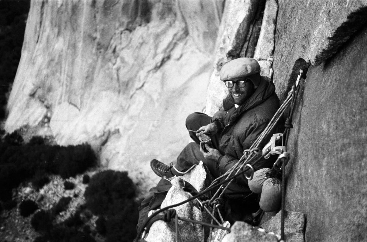 Royal Robbins in Yosemite