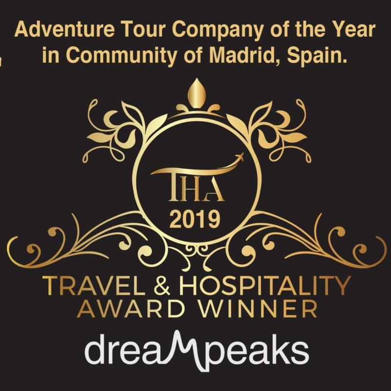 Dreampeaks Adventure & outdoor activities in Madrid. Hiking in Madrid